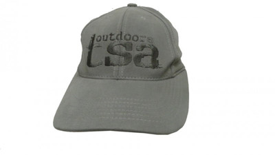 TSA Outdoors Cap Grey – Bild 1