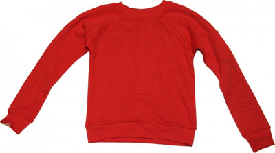 Rules  Skateboard Pullover Red Sweater – Bild 1