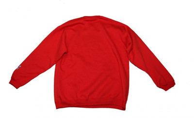 Rusty Skateboard Mis Hap Pullover Red Sweater – Bild 2