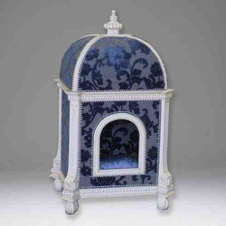 Casa Padrino Baroque luxury cat house Minnie - Furniture Cat Furniture Animal House seat