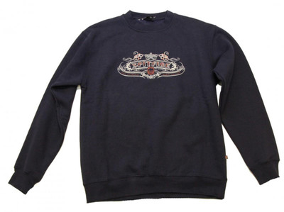 Spitfire Skateboard Sweater Blue