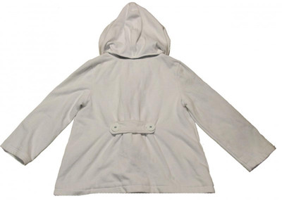 Hurley X Skateboard Girly Hooded Zip White/Ruspberry – Bild 3