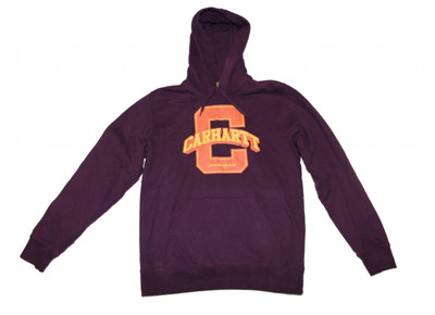 Carhartt Skateboard Hooded Huckleberry/Multicolor