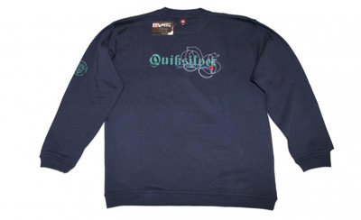 Quiksilver Skateboard Basic Sweat Navy – Bild 1