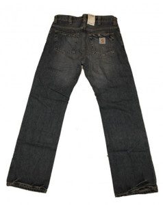 Carhartt Skateboard Jeans Hose Rocking Pant Pancho Blue – Bild 3