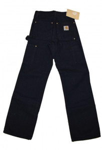 Carhartt Skateboard Jeans Pant Heavy Twill Jeans Dark Blue – Bild 2