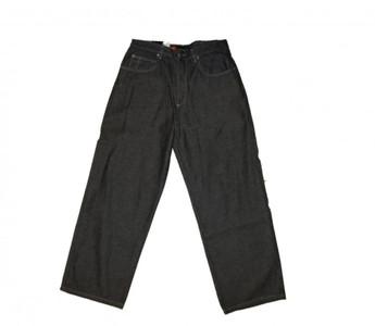 STEVESMITHNYC Skateboard Jeans Pant School Grey/Denim – Bild 1