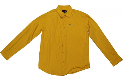 Hurley X Skateboard Shirt Yellow – Bild 1