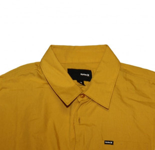 Hurley X Skateboard Shirt Yellow – Bild 2
