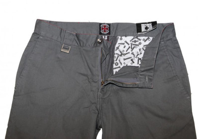 Independent Skateboard Pant Grey – Bild 2