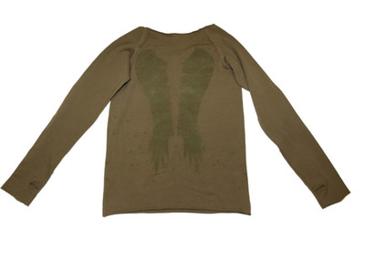 Billabong Skateboard Pullover Sweat Crew Jenny Army – Bild 2