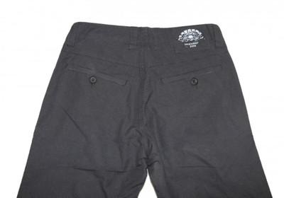 Iriedaily Skateboard Hose Trash Chino Pant Grey/Black – Bild 4