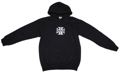 Independent Skateboard Hooded Black Sweater – Bild 1