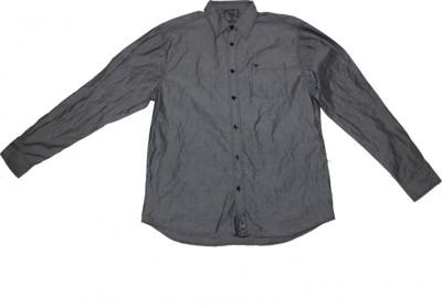 Fallen Skateboard Hemd Grey Shirt – Bild 1