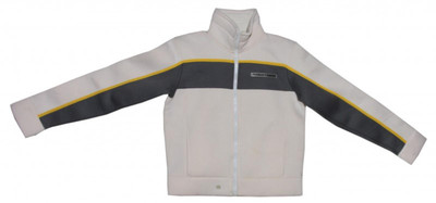 Freeman T Porter Skatewear Jacket Howdy Cream/Grey – Bild 1