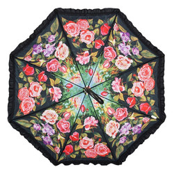 Designer Umbrella umbrella motif with a motif of Bruce Hamann - Elegant Umbrella - Luxury Design - Automatic Umbrella Bild 2