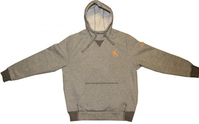Puma Skateboard Pullover Hoodie Grey Sweater Usain Bolt Collection Hooded Jacket Jacke – Bild 1