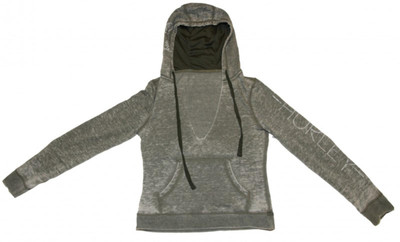 Hurley Skateboard Pullover Basic Hoodie Olive Sweater – Bild 1