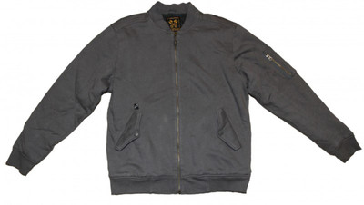 Fourstar Skateboard Momber Jacket Dark Grey – Bild 1