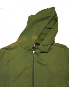 Rules Skatewear Zip Hoodie Green Sweater 1 B Ware – Bild 3