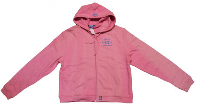 Rules Skatewear Ladies Sweater Zip Hoodie Pink 1 B Goods – Bild 1