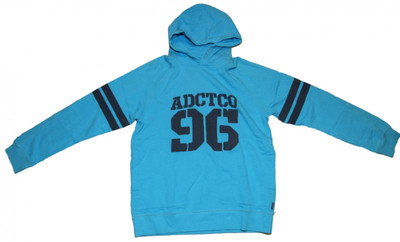 Addict Skateboard Basic Hoodie Türkis Sweater – Bild 1