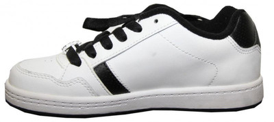 Etnies Skateboard Schuhe Twitch White/Black Etnies Shoes – Bild 2