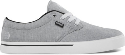 Etnies Skateboard Schuhe Jameson 2 Eco Light Grey Etnies Shoes