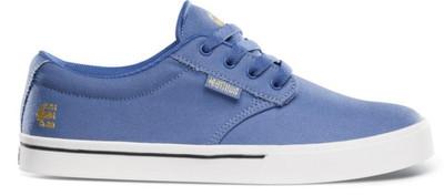 Etnies Skateboard Jameson 2 Eco Blue/White Etnies Shoes – Bild 1