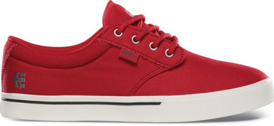 Etnies Skateboard Jameson 2 Eco Red/Grey  Etnies Shoes