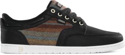 Etnies Skateboard Schuhe Dory Black/Brown Etnies Shoes