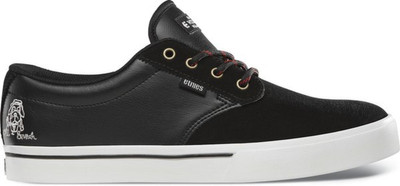 Etnies Skateboard Schuhe Wilko Jameson 2 Black Etnies Shoes – Bild 1