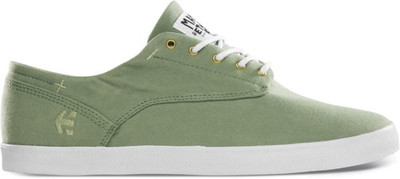 Etnies Skateboard Shoes  Makia Dapper Green Etnies Shoes