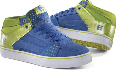 Etnies Skateboard Damen Schuhe RVM Green/Blue Etnies Shoes – Bild 2