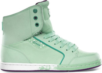 Etnies Skateboard Damen Schuhe Woozy Green Etnies Shoes – Bild 1
