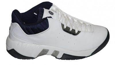 Converse Skateboard Schuhe Lazy Boy I White/Navy/Silver – Bild 1