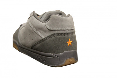 Converse Skateboard Schuhe Bored Ox Charcoal/Grey/Orange Sneakers Shoes – Bild 3