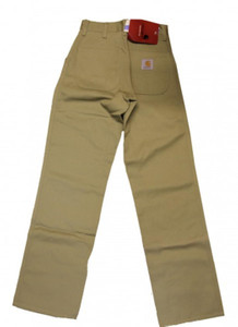 Carhartt Skateboard Simple Pant Beige – Bild 2
