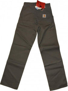 Carhartt Skateboard Simple Pant Twill Metal – Bild 2