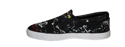 Converse Skateboard Schuhe Skidgrip Ev Slip On Bathroom Black – Bild 2