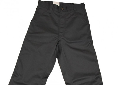 Carhartt Skateboard Hose Simple Pant Graphite – Bild 2