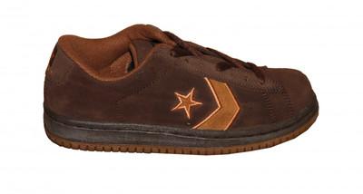 Converse Skateboard Schuhe Ev Pro Ox Brown/Orange sneakers shoes – Bild 1