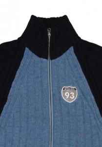 Freeman T Porter Skateboard Pullover Revor Navy/Blue sweater – Bild 2