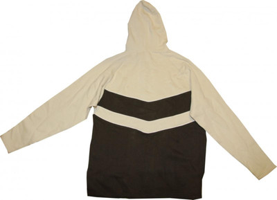 Freshjive Skateboard Pullover Hoodie Sweater Cream/Brown – Bild 3