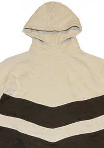 Freshjive Skateboard Hoodie Sweater Cream/Brown – Bild 2