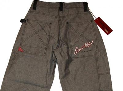 aem´kei Skateboard Jeans pant Sturder Grey Pant – Bild 4