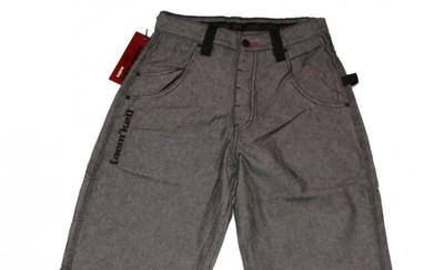 aem´kei Skateboard Jeans Hose Sturder Grey Pant – Bild 2