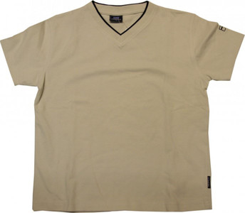 2ndsky Skateboard T-Shirt Cream – Bild 1