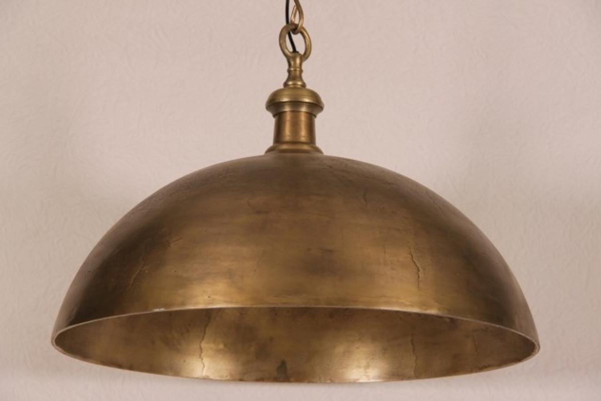 Suspension Lamp Ceiling Light Antique Bronze Industrial Design 70cm
