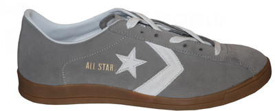 Converse Skateboard Schuhe All Star Trainer Ox  Phaeton Gery / Cloud Grey  Sneakers Shoes – Bild 1